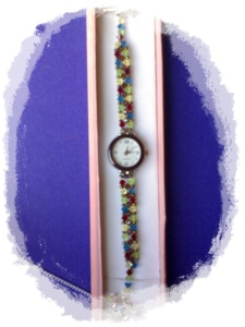reloj colorines