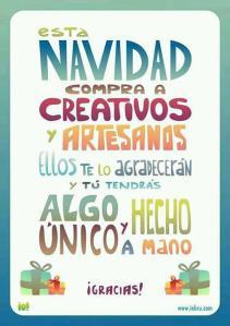 Creativos y artesanos