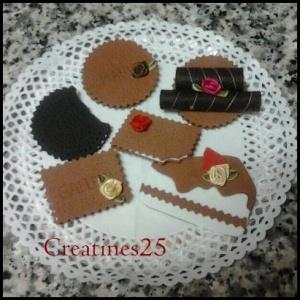 Bandeja de galletas y pasteles