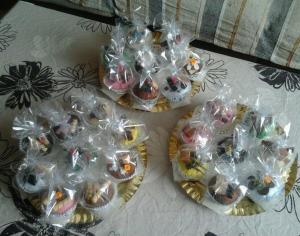 bandejas cupcakes