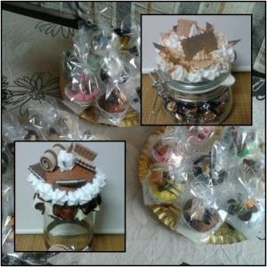 mosaico botes galletas