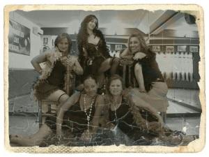 quinteto burlesque
