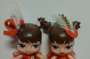 little bratz tocados
